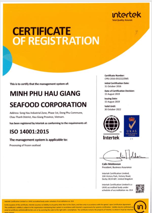ISO 14000 MPHG